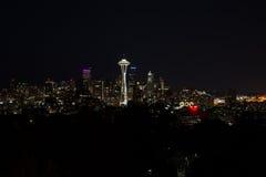 空间针,西雅图2 免版税库存照片