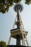 空间针,西雅图 免版税库存图片