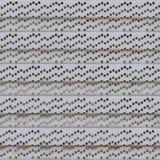 穿孔的金属Semless纹理  免版税图库摄影