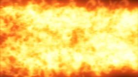 穿过火焰 免版税库存图片