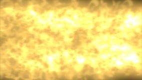 穿过火焰 图库摄影