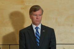 突然移动州长mcdonnell VA 免版税库存照片