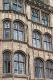 窗口前面 图库摄影