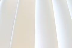 窗帘白色 库存照片