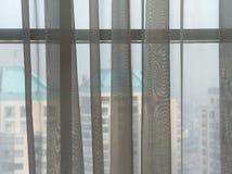 窗帘的背景 免版税库存图片