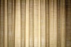 窗帘纹理 库存图片
