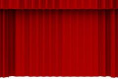 窗帘portiere 免版税图库摄影