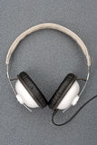 立体声耳机 库存图片
