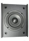 立体音响系统 免版税库存照片