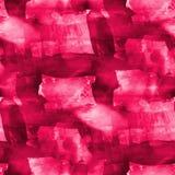立体派艺术家摘要无缝的艺术纹理桃红色 免版税库存照片