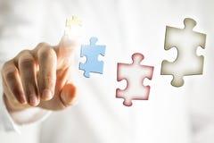 建立商业 免版税库存图片