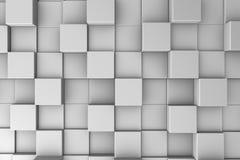 立方体世界 库存照片