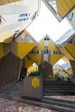 立方体房子 库存照片
