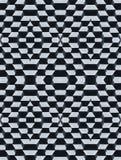 立方体抽象的背景 免版税库存照片