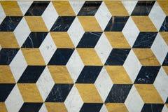 立方体样式纹理 库存照片