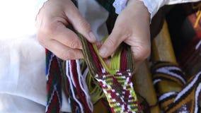 立陶宛全国创造性 织法传送带 股票录像