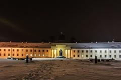 立陶宛博物馆国民 图库摄影
