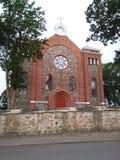 立陶宛教会 免版税库存照片