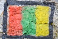 立陶宛标志 免版税库存照片