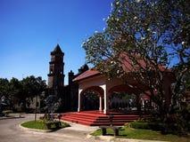 站点和吸引力在纳雍Pilipino里面克拉克的在Mabalacat,邦板牙省调遣 免版税库存图片