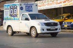 09水竞争公司卡车  免版税库存图片