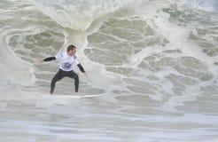竞争对手海浪 库存图片