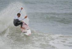 竞争对手海浪 免版税库存照片