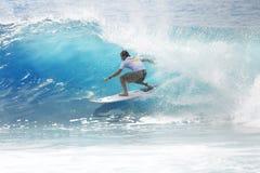 竞争海浪 库存图片