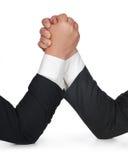 竞争 免版税库存照片