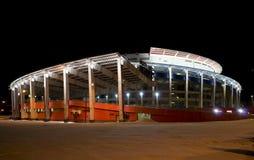 竞技场冰宫殿体育运动 免版税库存照片