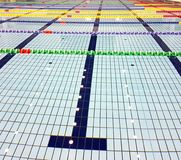 章程游泳池,千叶,日本 库存图片