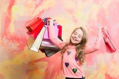 童年和幸福 免版税库存照片