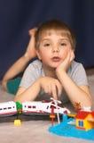 童年 免版税库存图片