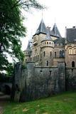 童话城堡Marienburg & x28的看法; Germany& x29; 免版税库存图片