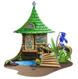 童话房子 免版税库存图片