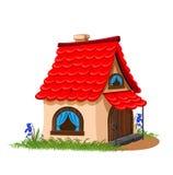 童话房子 免版税图库摄影