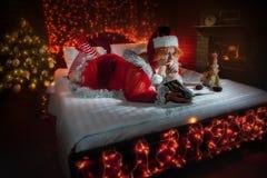 童话 圣诞节 免版税库存图片