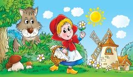 童话 免版税库存照片