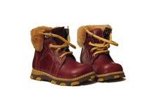 童鞋温暖 免版税图库摄影