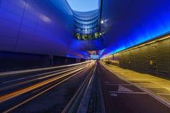 终端2都柏林机场 库存图片