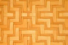 竹子手工造样式 免版税图库摄影