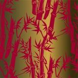 竹子的样式 皇族释放例证