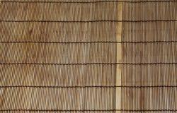 竹子适用于是编篮艺品 库存照片