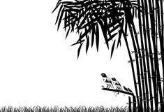 竹子 向量例证