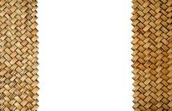 竹工艺品 库存照片