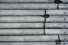 竹废弃物 免版税库存照片