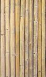 竹板条纹理 免版税库存图片