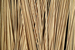 竹棍子样式 免版税库存照片