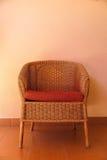 竹椅子 图库摄影