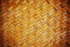 竹模式 库存照片